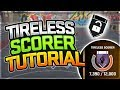 NBA 2K18 Tips: HOW TO GET TIRELESS SCORER BADGE - HOW TO GET HALL OF FAME TIRELESS SCORER TUTORIAL!