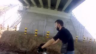 Велобудни #53. Поездка на дальняк на велосипедах. 50км