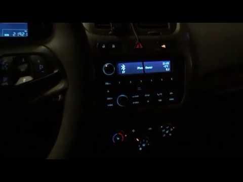 Штатные кнопки на руль Ravon R4