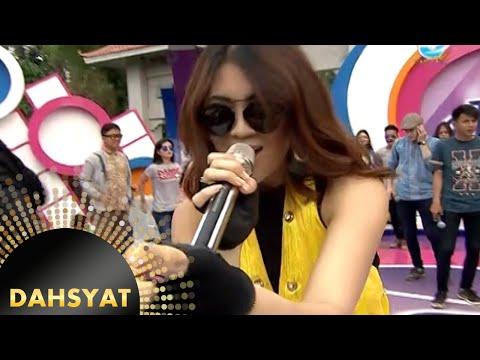 Indah Dewi Pertiwi Nyanyi Lagu Hitsnya 'Hipnotis' [Dahsyat] [22 Jan 2016]
