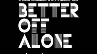 Paul Johns Feat. Alice DJ - Better Off Alone (Anbosa Electro Remix)