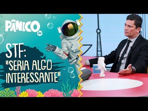 """Moro em janeiro, sobre Bolsonaro: """"Ele está honrando o compromisso que assumimos"""""""