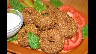 طريقة تحضير الفلافل واسباب قرمشتها وخفّتها Crunchy Falafel Recipe/شيف احمد