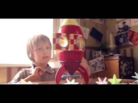 Смотреть клип Хаски - Космолёт онлайн бесплатно в качестве