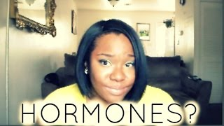 Facial Hair,Mood Swings,Weight Gain!! (How I balance Hormones)