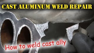 TFS: Cast Aluminum Weld Repair