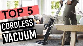 BEST 5: Cordless Vacuum 2018