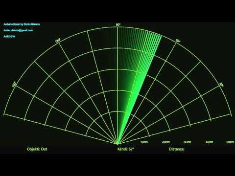 Arduino Sonar