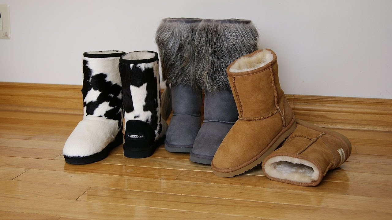 40e3e8842d Do it Yourself - How to Clean Uggs Boots at Home - YouTube