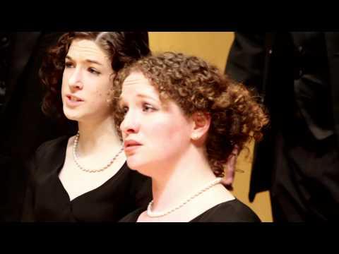CWU Chamber Choir: Ola Gjeilo, Ubi Caritas (unaccompanied)
