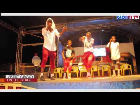 Chipukizi Aliyeinua Mashabiki kwa Midadi Yake