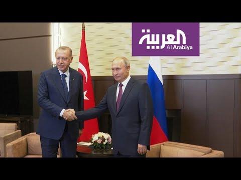 موسكو تتهم واشنطن بالتخطيط لتقسيم سوريا  - نشر قبل 5 ساعة