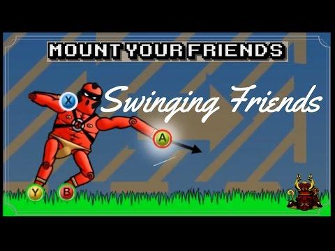 SWINGING FRIENDS - MOUNT YOUR FRIENDS (Part 2)