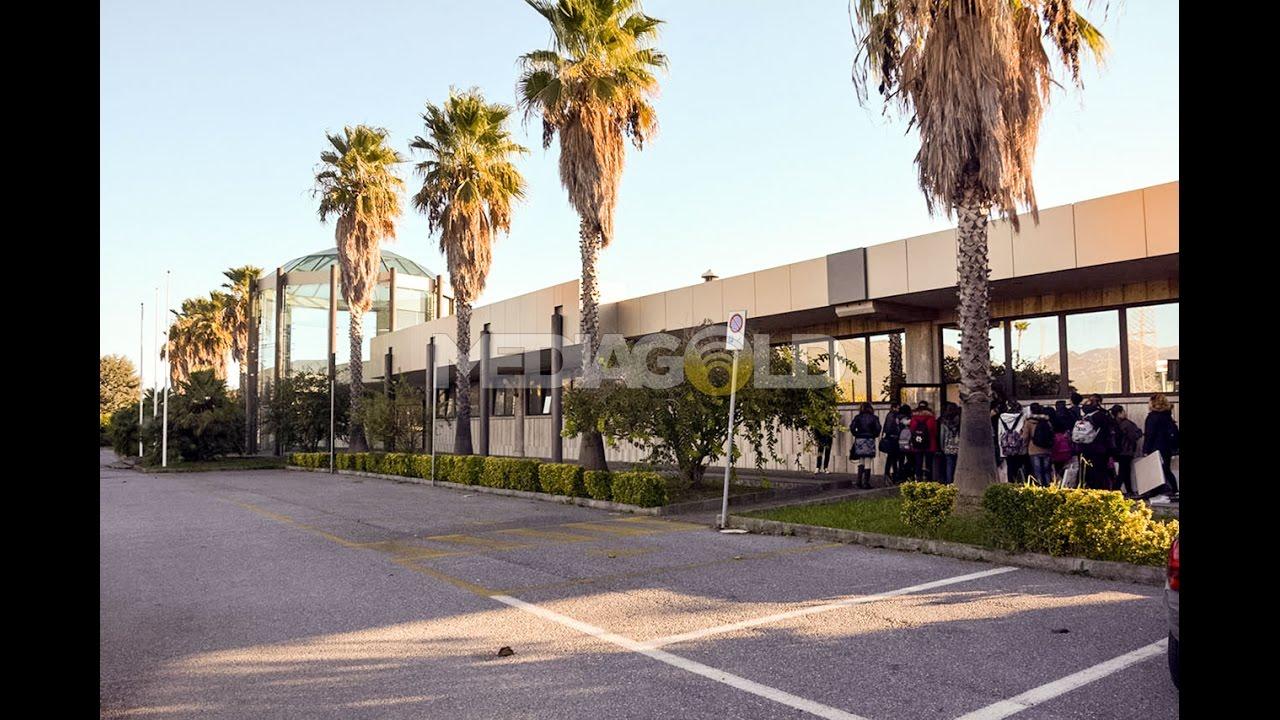 Albenga: il liceo G. Bruno trasloca nella nuova sede presso l'ex tribunale: video #1
