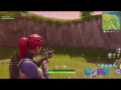 Fortnite Battle Royale All Shooting Galleries Weekly Chalenges