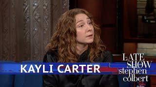 Kayli Carter: Never Bet Against Me