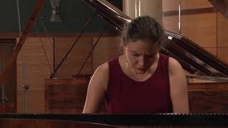 Agnieszka Porzuczek – F. Chopin, Etude in G flat major, Op. 10 No. 5 (First stage)
