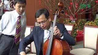 Publication Date: 2019-02-18 | Video Title: 迦密柏雨中學中樂團午間音樂表演