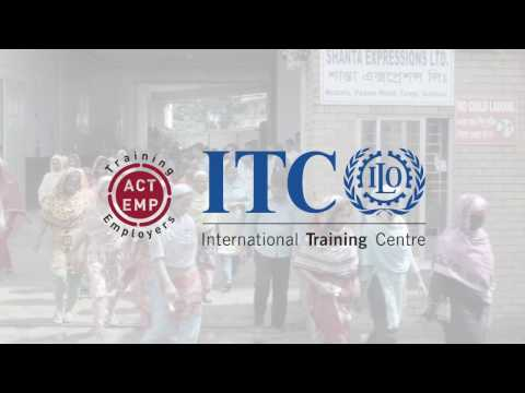 "ILO programme ""Improving Working Conditions in RMG"" — ITCILO"