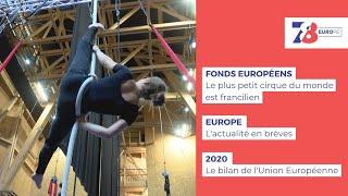 7/8 Europe. Emission du 24 décembre 2020