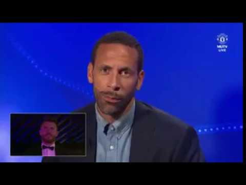 Footballers Reacting Michael Carrick RETIRED