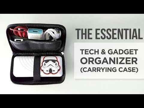 tech-&-gadget-organizer-(hard-carrying-case)-review-|-unbox-everything-philippines