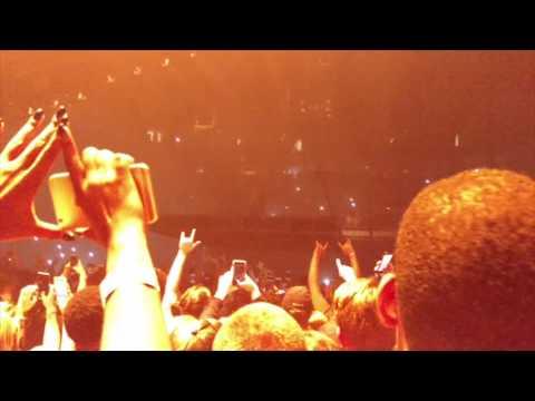Kanye Concert 10/1/16 CLEVELAND