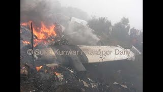 Lukla plane crash