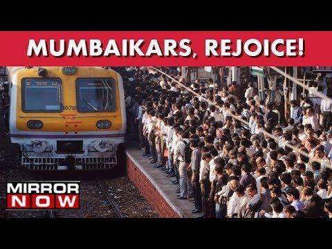 Mumbai Local Trains : 100 New Train Services Starting Soon I The News