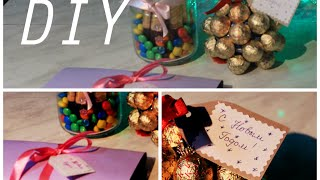 VeneraDIY: Идеи сладких подарков на Новый год(Мой канал: http://www.youtube.com/channel/UC_yZ39imk59SWdjhAWI4tDw Новогодние открытки своими руками (Часть 1) http://youtu.be/-7c3AzDPqmk ..., 2014-12-27T21:22:52.000Z)
