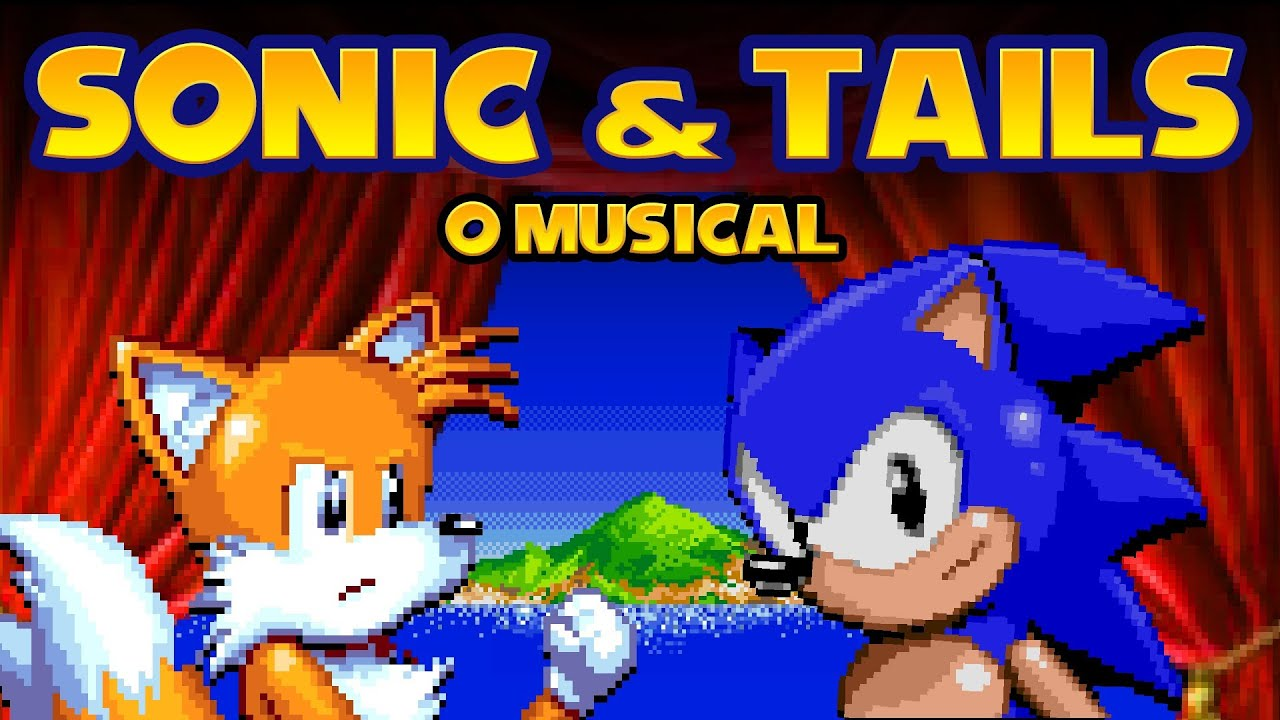 Sonic Tails O Musical Youtube