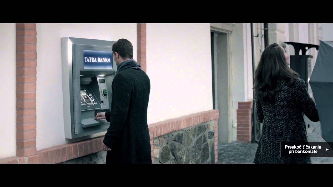 Pozrite sa, ako funguje vber peaz z bankomatu