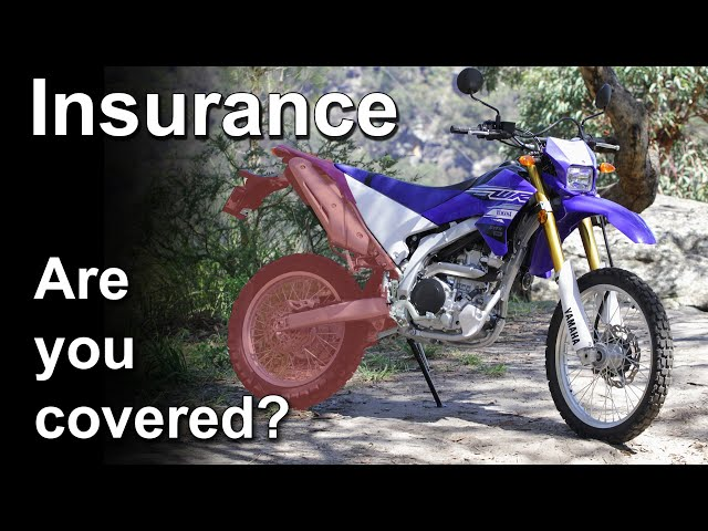 Motorcycle Insurance: Do you have enough cover?