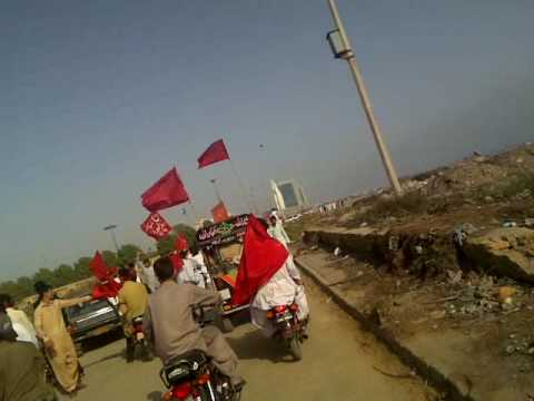 2nd May Jashan e khyber pakhtoonkhwa in Karachi at seaveiw pt.2