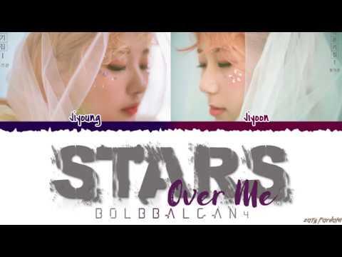 BOL4 볼빨간사춘기 - &39;STARS OVER ME&39; 별 보러 갈래  Color CodedHanRomEng