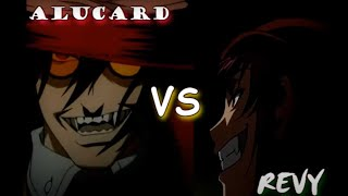 Best Anime Gun Fight Hellsing Vs Black Lagoon 2012 (Alucard Vs Revy)