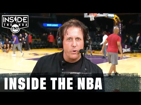 """Phil Mickelson Talks """"The Match"""" 