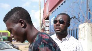 Kwaku Manu's  brother (Filaman) have the talent - WAAKYE WAHALA