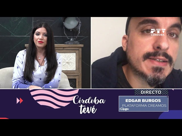 Entrevista Edgar Burgos, cineasta