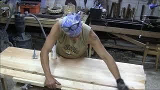 видео Деревянные кровати