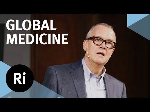Can Data Make a Medicine? - with Patrick Vallance