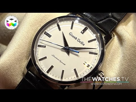Seiko New Watches of Baselworld 2017