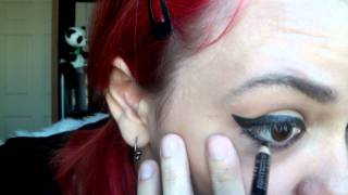 Pin Up Make Up Tutorial Thumbnail