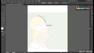 Tutorial herramienta pluma. Programa, Adobe Illustrator