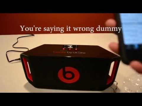 Unboxing And Sound Test Of The Beatbox Portable By Dr. Dre