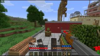 The virus Minecraft Crafting Dead roleplay Episode 1 Season 2Are new start