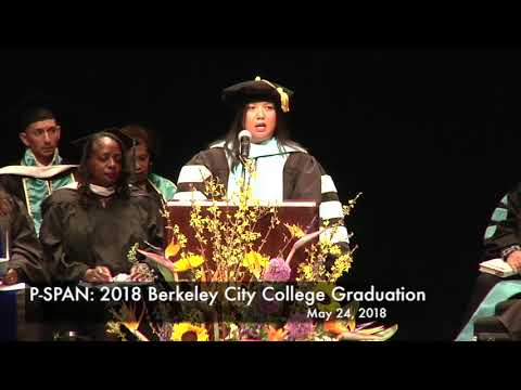 P-SPAN #633: Berkeley City College Graduation 2018