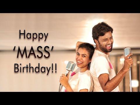 Happy Mass Birthday Full Song || Hemachandra & Sravana Bhargavi || Directed by Rohit Bommakanti