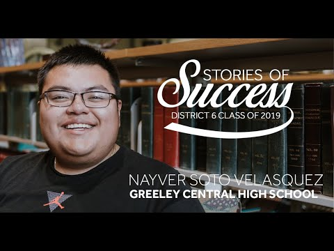 Stories of Success - Neyver Soto Velasquez