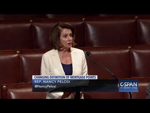 "Rep. Pelosi: ""So I'm going to go on as long as my 'leadership minute' allows."" (C-SPAN)"